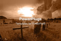 Funeral Powerpoint Templates W/ Funeral-Themed Backgrounds within Funeral Powerpoint Templates