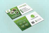 Garden Landscape Business Card Templates – Creative Business for Landscaping Business Card Template