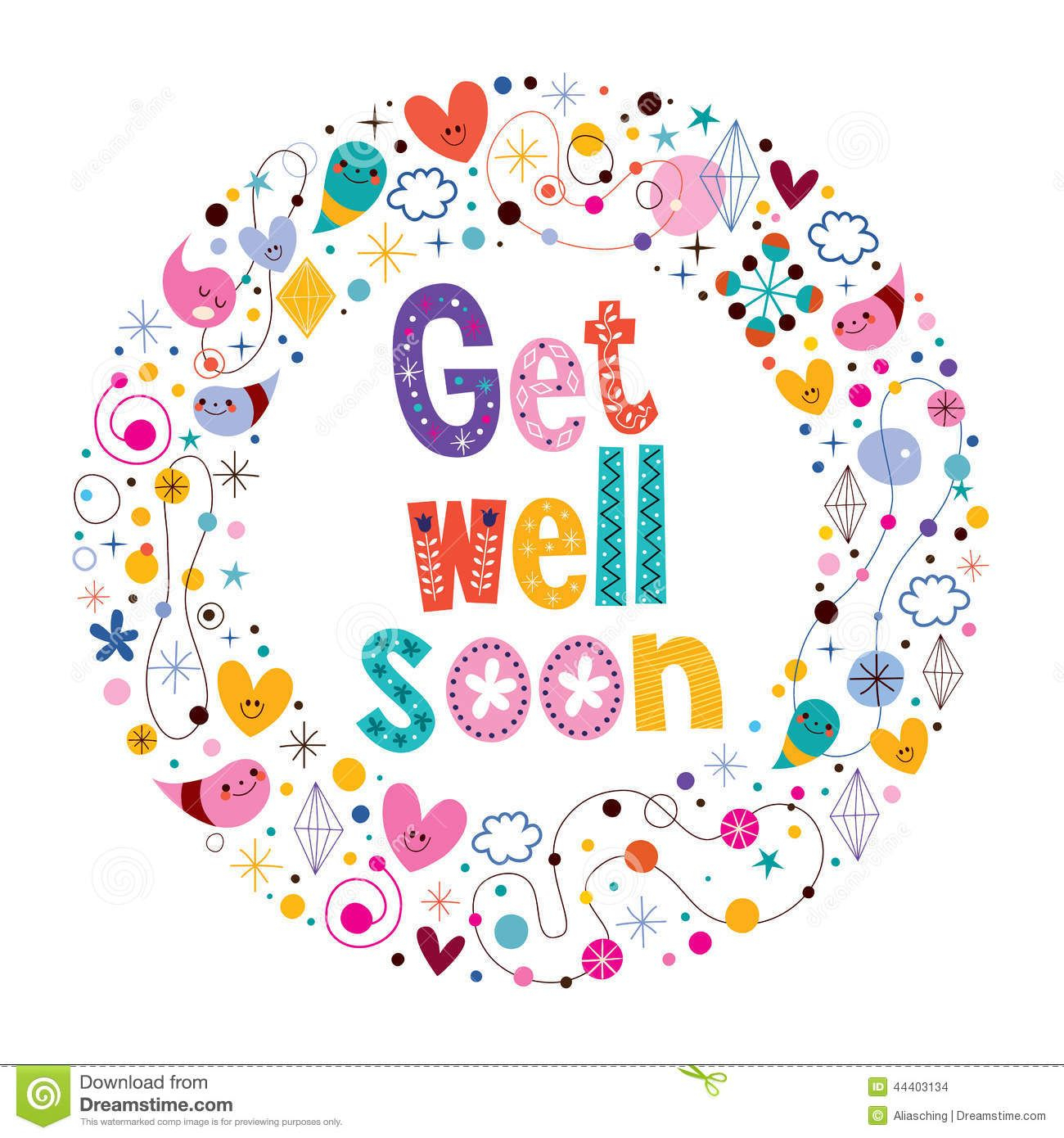 Get Well Soon   Images, Quotes, Photos, Pictures, Jokes With Get Well Soon Card Template