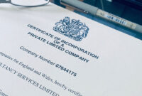 Getting A Replacement Certificate Of Incorporation For A with regard to Share Certificate Template Companies House
