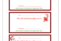 Gift Card Certificate Template | Certificatetemplategift regarding Fillable Gift Certificate Template Free