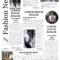 Google Docs Newspaper Template Newspaper Template For Google Within Newspaper Template For Powerpoint