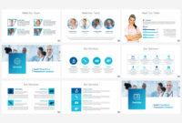 Health Presentation Template within Ambulance Powerpoint Template