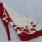 High Heel Shoe Card | Shoe Decor | Paper Shoes, Shoe For High Heel Shoe Template For Card