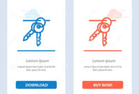 Hotel, Key, Room, Keys Blue And Red Download And Buy Now Web with regard to Hotel Key Card Template