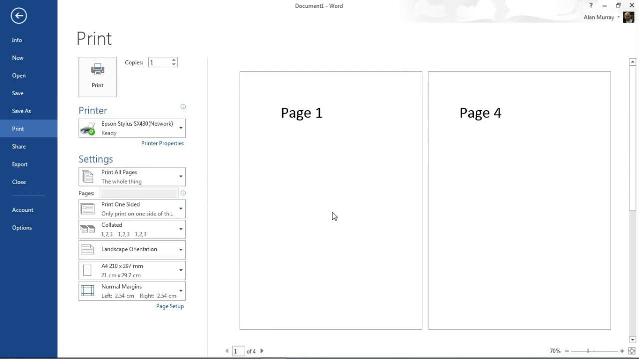 How To Create A Booklet In Microsoft Word In How To Create A Book Template In Word