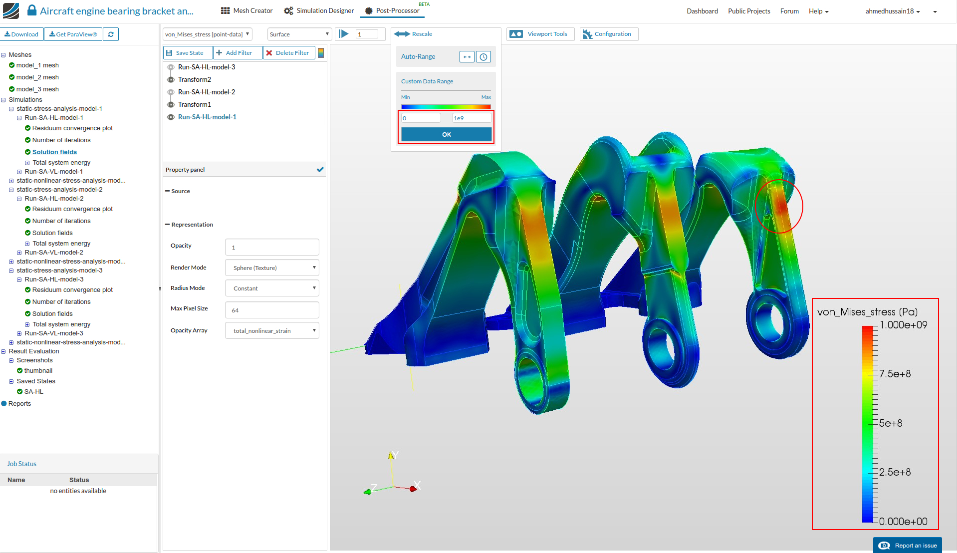 How To Create A Fea Report - Solid Mechanics / Fea Within Fea Report Template