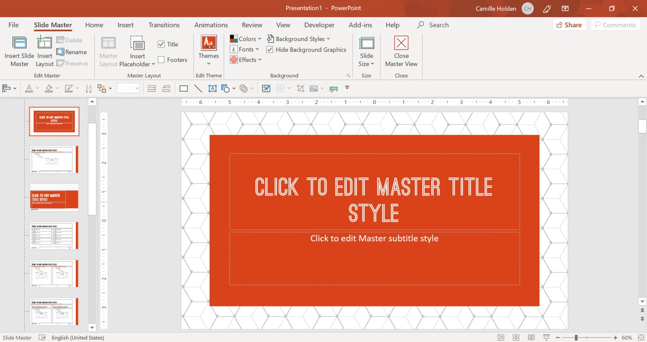 How To Create A Powerpoint Template (Step By Step) Throughout How To Create A Template In Powerpoint