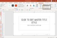 How To Create A Powerpoint Template (Step-By-Step) with regard to How To Create A Template In Powerpoint