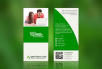 How To Create Two Fold Brochure | Photoshop Tutorial pertaining to Two Fold Brochure Template Psd