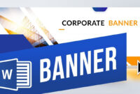 How To Make A Banner In Word in Banner Template Word 2010