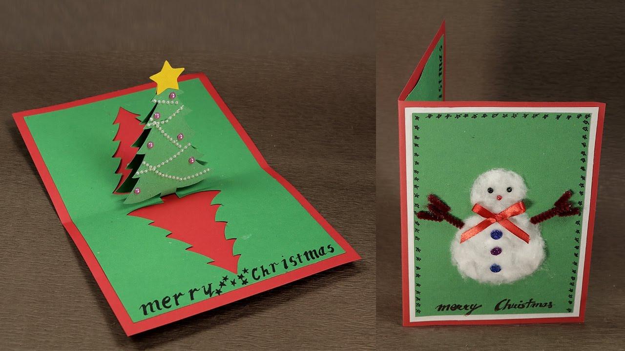 diy christmas card templates cumed org cumed org. Black Bedroom Furniture Sets. Home Design Ideas