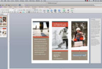 How To Make Powerpoint Brochure pertaining to How To Create A Template In Powerpoint