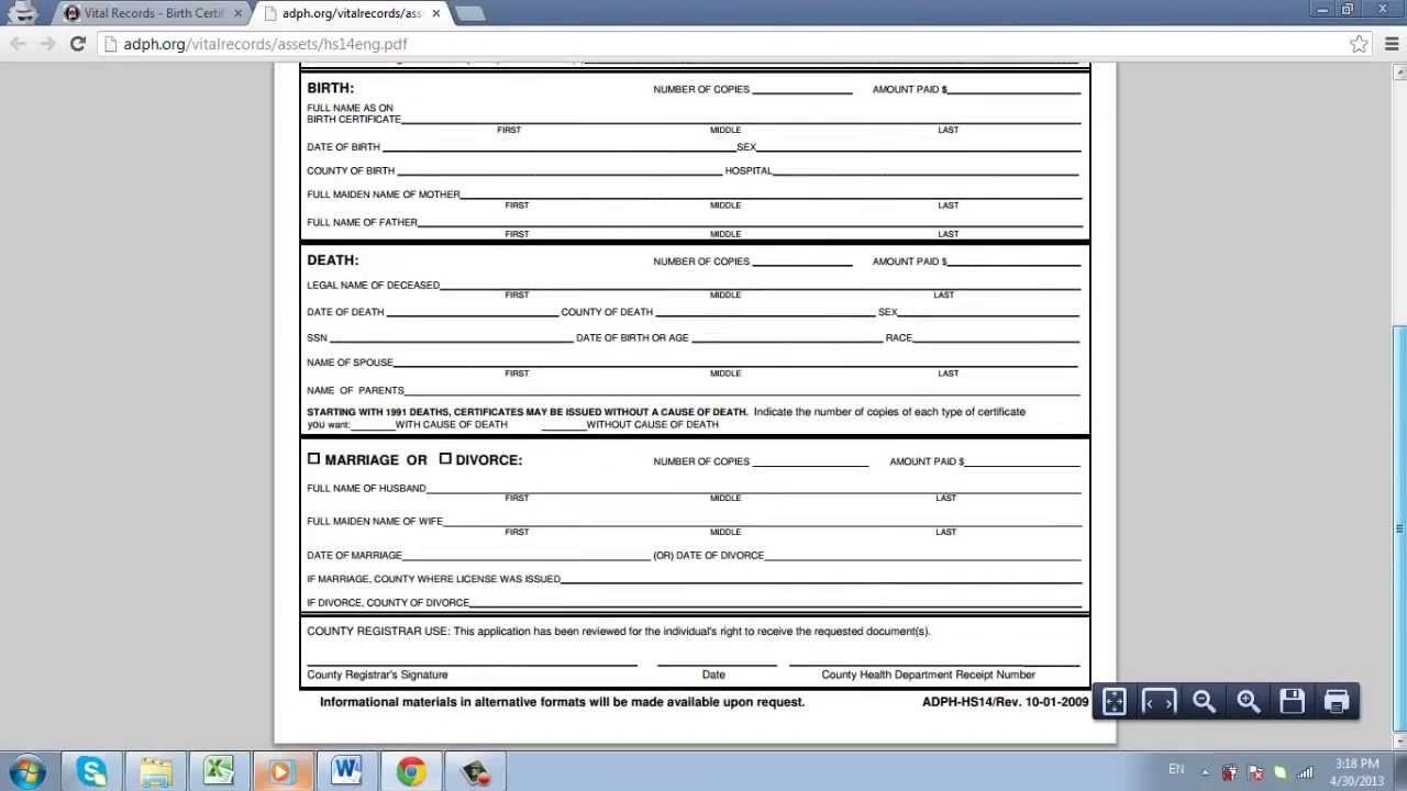 How To Order Birth Or Death Certificates Online With Baby Death Certificate Template