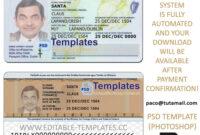 Id Templates – Corto.foreversammi regarding Georgia Id Card Template