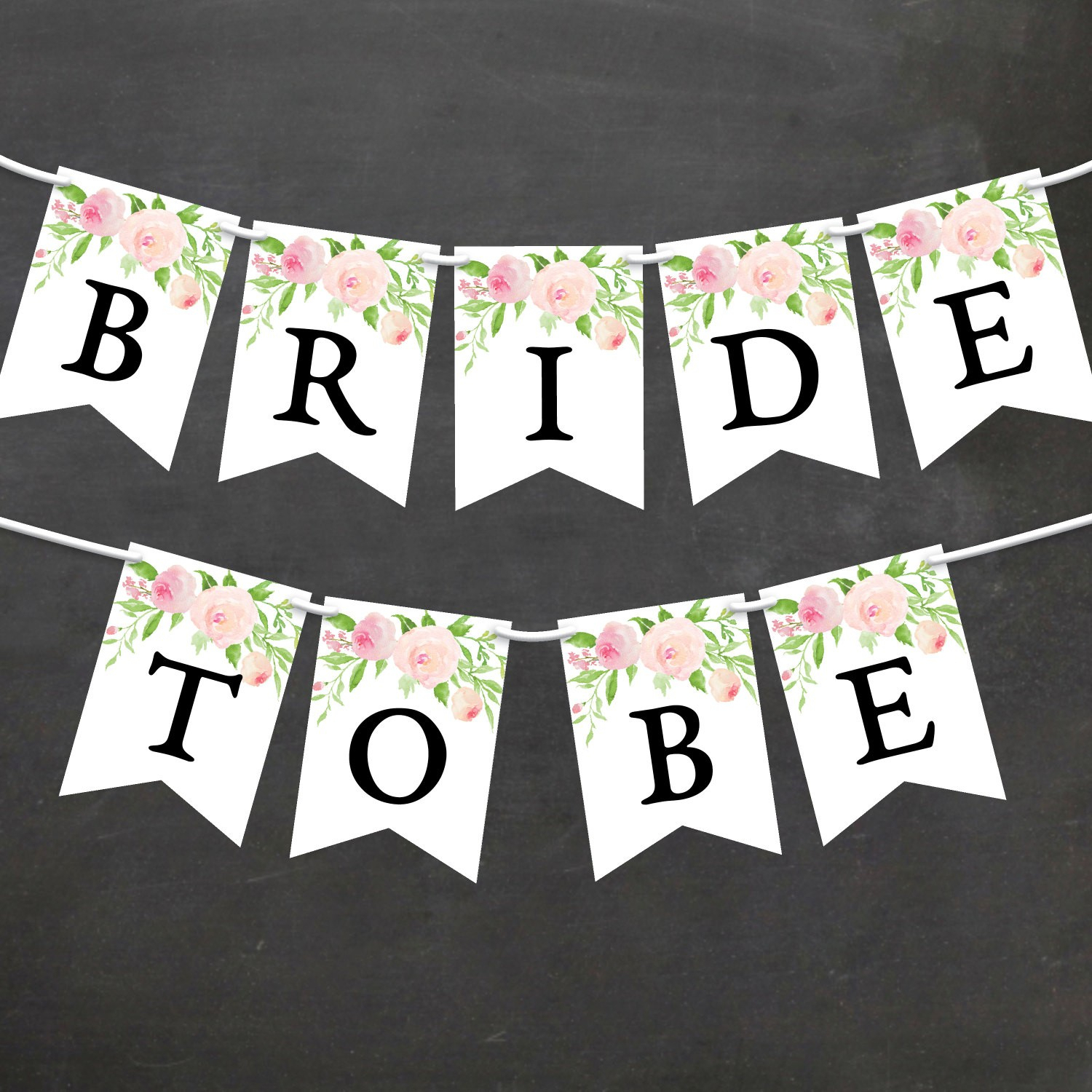 Ideas Collection For Bridal Shower Banner Template Also Inside Bridal Shower Banner Template