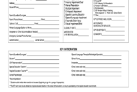 Iep Forms – Fill Online, Printable, Fillable, Blank | Pdffiller with regard to Blank Iep Template
