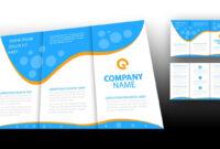 Illustrator Tutorial – Brochure Design Template regarding Adobe Illustrator Brochure Templates Free Download