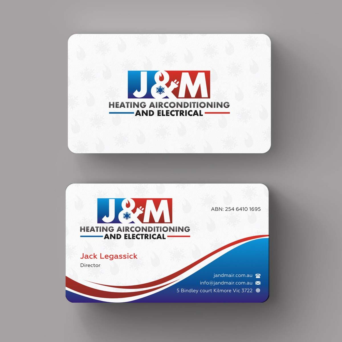 Image Result For Business Card Ideas For Hvac And Electrical Regarding Hvac Business Card Template