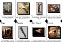 Image Result For Printable Clue Game Cards | Awesome Jayden within Clue Card Template