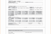 Incident Report Form Template Microsoft Excel Templates regarding Office Incident Report Template