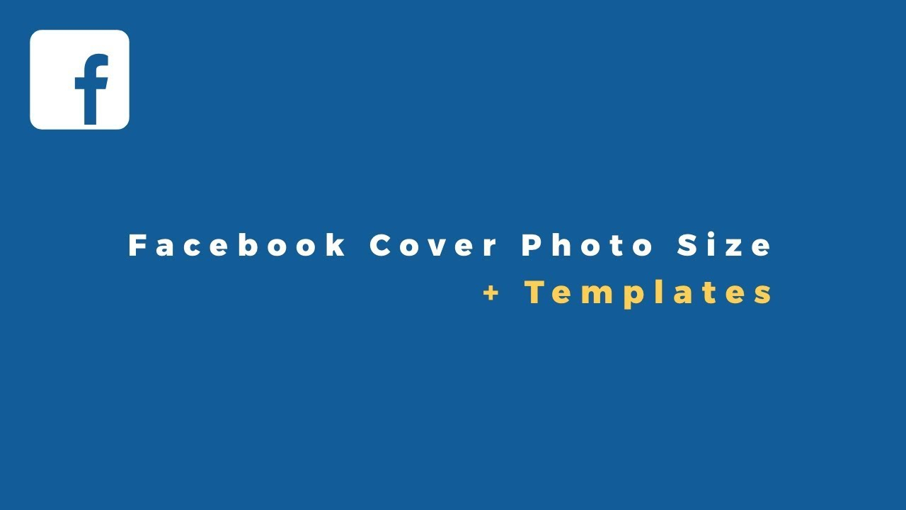 Ingenious! Facebook Cover Photo Mobile/desktop Template 2019 Throughout Facebook Banner Size Template