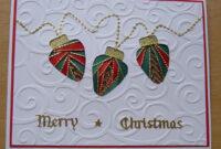 Iris Folding – Xmas Lights | Cre8Tive Iris Folding & More for Iris Folding Christmas Cards Templates