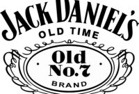 Jack Daniels Label Vector Luxury Jack Daniel | Handandbeak Within Blank Jack Daniels Label Template