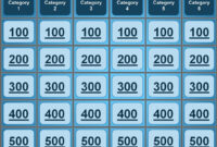 Jeopardy Powerpoint Template Great For Quiz Bowl, Catechism intended for Jeopardy Powerpoint Template With Score