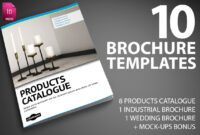 Last Day: 10 Professional Indesign Brochure Templates From regarding Adobe Indesign Brochure Templates