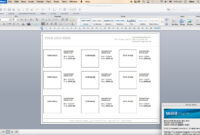 Line Sheet – Id11 intended for Catalogue Word Template