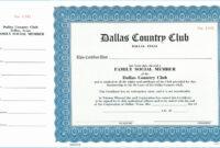 Llc Membership Certificate Template #7061 inside Llc Membership Certificate Template Word