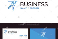 Logo And Business Card Template For Hotel, Key, Room, Keys within Hotel Key Card Template