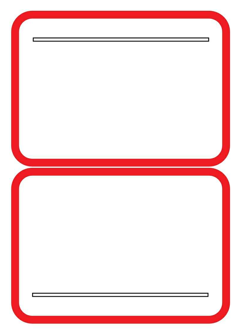 Looking For An Auction Bidder Card Template? We Have Five With Auction Bid Cards Template