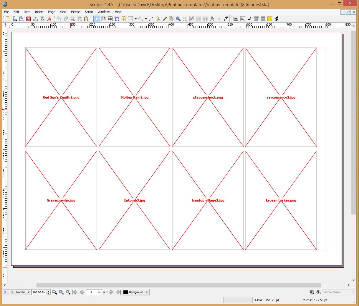Magic Cube Tastrophe: Perfect Sized Proxy Template Regarding Mtg Card Printing Template