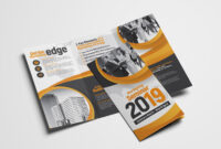 Marketing Seminar Tri-Fold Brochure Template – Psd, Ai & Vector regarding 3 Fold Brochure Template Psd