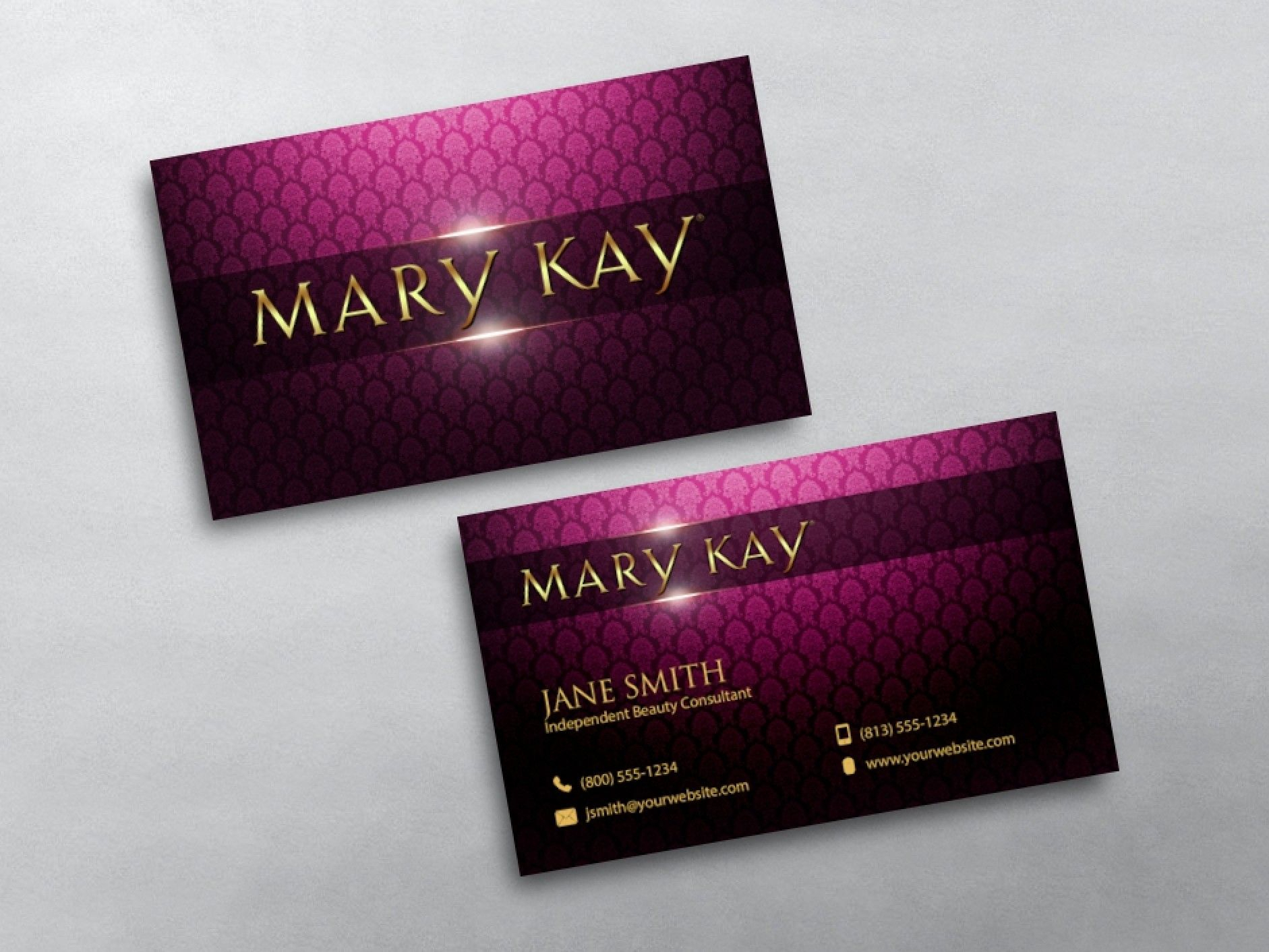 Mary Kay Business Cards | Pink Dreams In 2019 | Mary Kay For Mary Kay Business Cards Templates Free