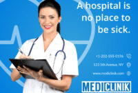 Medical Care Clinic Banner Template with regard to Medical Banner Template
