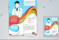 Medical Flyer, Banner Vector & Photo (Free Trial) | Bigstock with Medical Banner Template