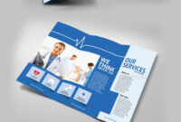 Medical Trifold Brochure | Graphics | Brochure Design within Medical Office Brochure Templates