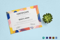 Membership Certificate Template with New Member Certificate Template