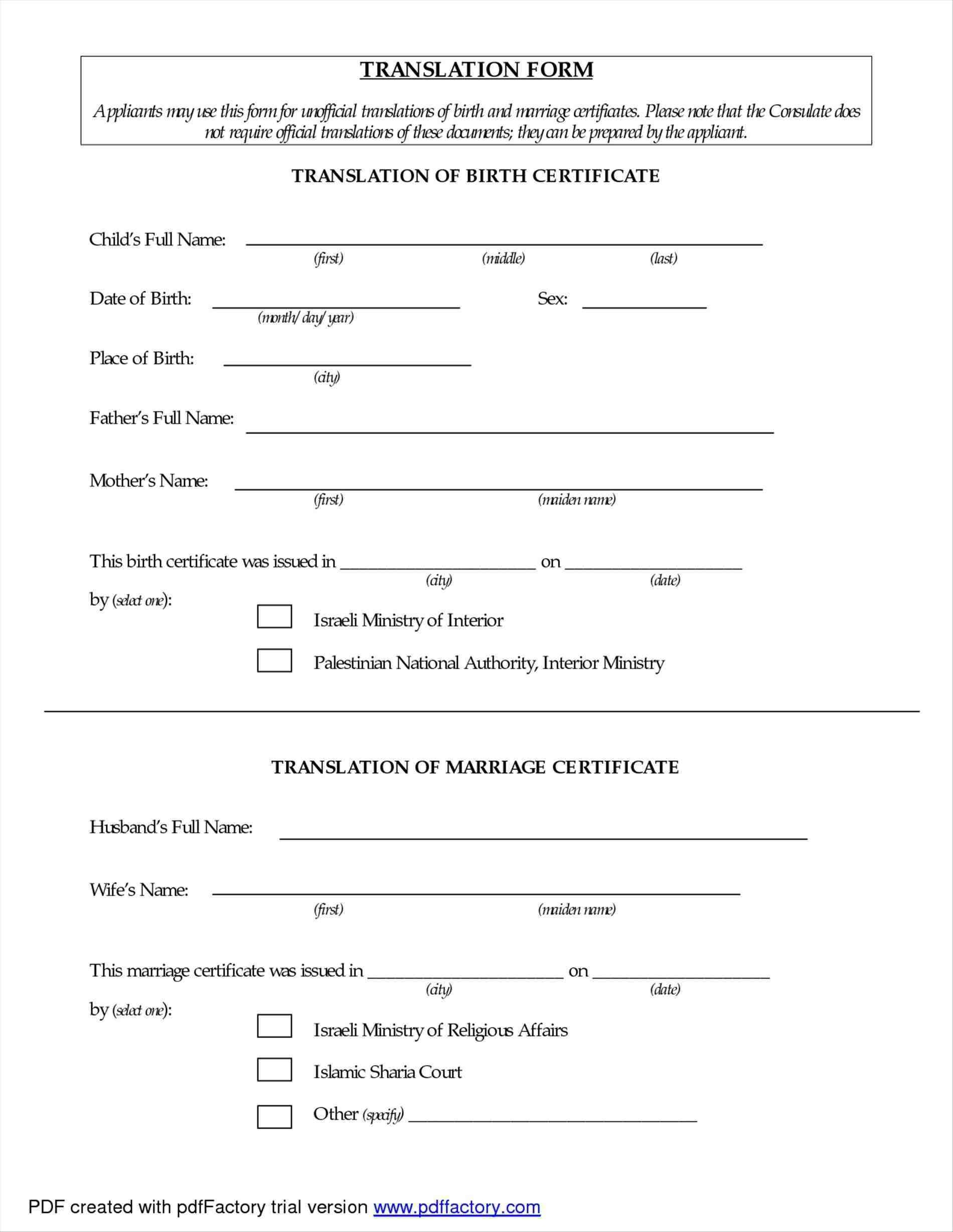 Mexican Marriage Certificate Template Brochure Templates Throughout Marriage Certificate Translation From Spanish To English Template