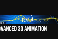 "Minecraft 3D Animated Banner Template – ""boomin' Beats"" for Animated Banner Template"