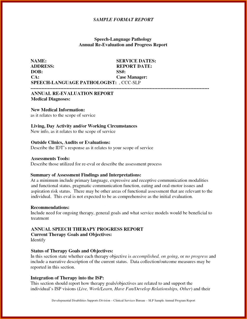 Monitoring And Evaluation Report Writing Template In Monitoring And Evaluation Report Writing Template
