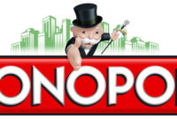 Monopoly Logo | Logo Designs | Monopoly Game, Monopoly, Games for Get Out Of Jail Free Card Template