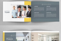 Multipurpose Brochure / Catalogue Template This Is 12 Page In 12 Page Brochure Template