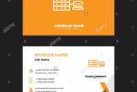Networking Business Card Design Template, Visiting For Your inside Networking Card Template