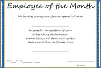 New-Free-222-Employee-Month-Award-Template-Certificate-Pdf-Doc regarding Employee Of The Month Certificate Templates