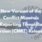 New Version Of The Conflict Minerals Reporting Template Pertaining To Conflict Minerals Reporting Template