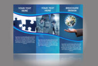 Ngo Brochure Templates Design In Coreldraw Tutorial Part 1 inside Ngo Brochure Templates